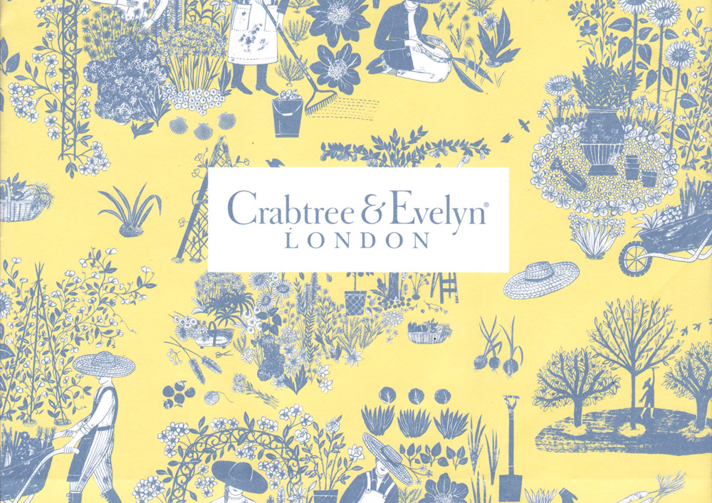 crabtree and evelyn alice pattullo illustration. Black Bedroom Furniture Sets. Home Design Ideas
