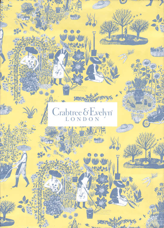 crabtree and evelyn alice pattullo illustration. Black Bedroom Furniture Sets. Home Design Ideas