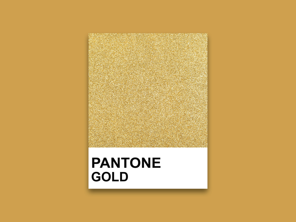 color number for gold - number clipart gold pencil and in ...